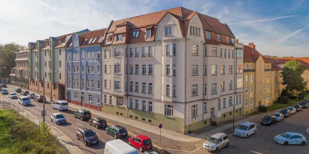 Stiftung Hospital St. Cyriaci et Antonii – Altersgerechtes Wohnen im Haus Kefersteinstraße