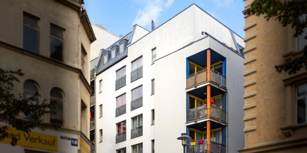 Stiftung Hospital St. Cyriaci et Antonii – Altersgerechtes Wohnen im Haus Martinstraße