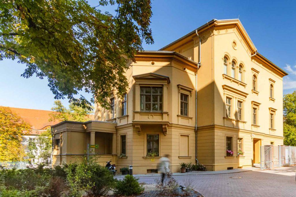 Stiftung Hospital St. Cyxriaci et Antonii – Altersgerechtes Wohnen in der Villa Unterplan