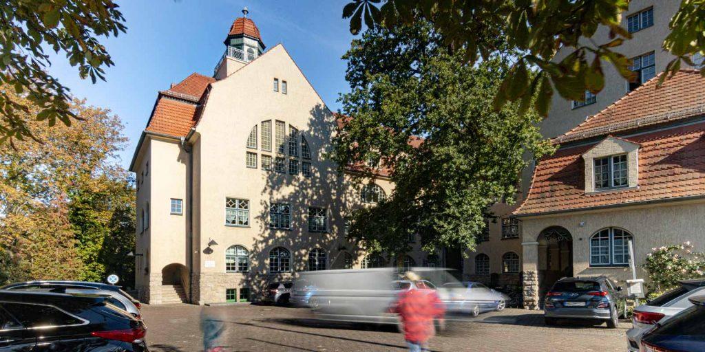 Stiftung Hospital St. Cyriaci et Antonii – Stationäre Altenpflege im Haupthaus