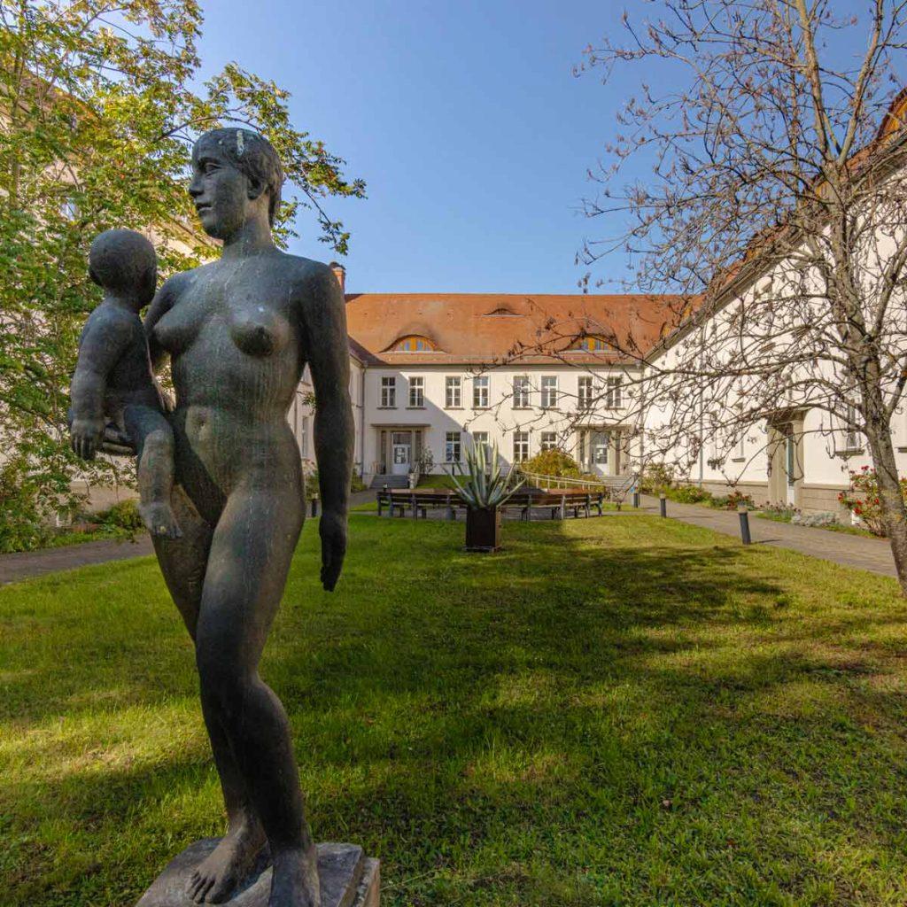 Stiftung Hospital St. Cyriaci et Antonii – Betreutes Wohnen Skulpturenpark Haus Hornecke